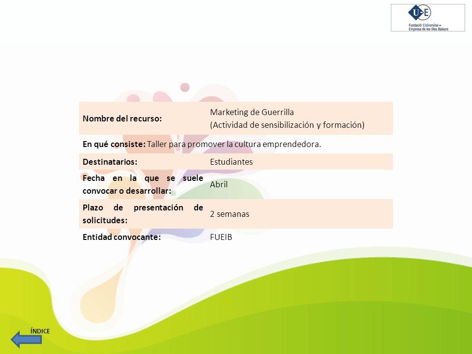 Nombre del recurso: ¿Quieres conocer las empresas de ParcBit.