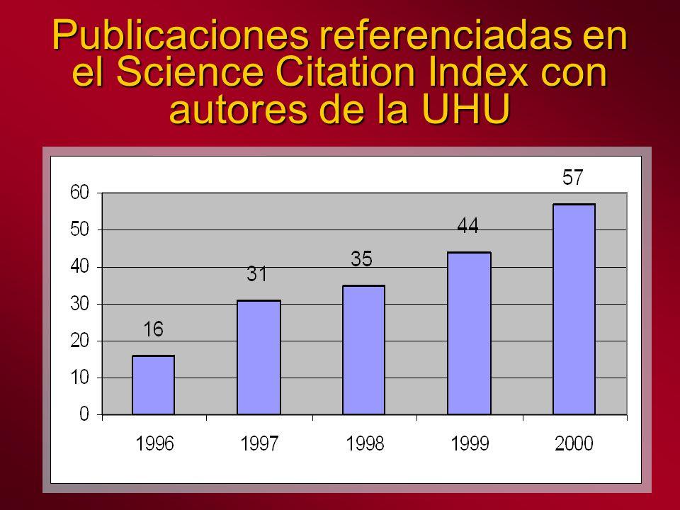 Tercer Ciclo: nº de programas de doctorado (1994-2000)