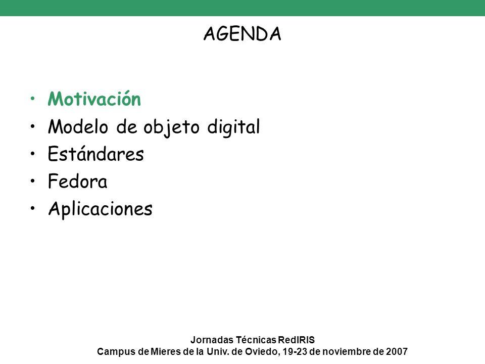 Jornadas Técnicas RedIRIS Campus de Mieres de la Univ.