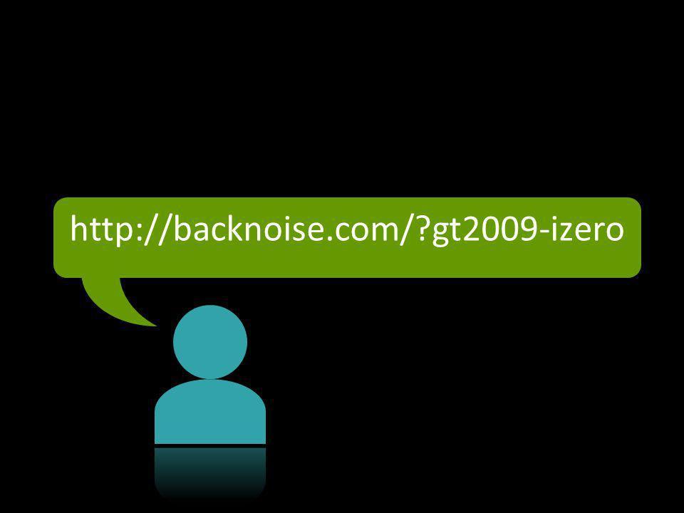 http://backnoise.com/ gt2009-izero