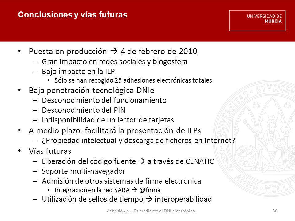 Daniel Sánchez Martínez (danielsm@um.es) Proyecto Administración Electrónica Área de Tecnologías de la Información y las Comunicaciones Aplicadas (ATICA) Universidad de Murcia