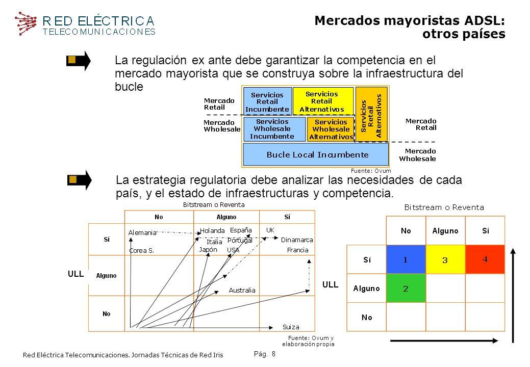 Pág.19 Red Eléctrica Telecomunicaciones.