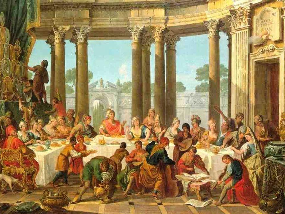La mesa del banquete está preparada. Y el convidado eres también tú... La decisión es tuya... Son muchos los convidados, pero muchos no tienen tiempo.
