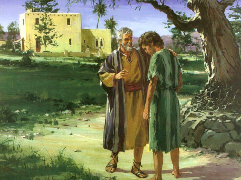 Y comprenderemos también las censuras de Jesús a los fariseos, representados en la Parábola por el hijo mayor, que no quiere perdonar... Todos nosotro