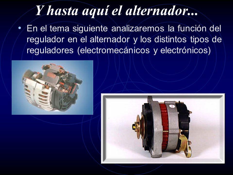 Comprobación Conjunto portaescobillas Visuales y mecánicas: Buen deslizamiento de las escobillas (A) y su desgaste. Sus alojamientos (C), sin golpes n