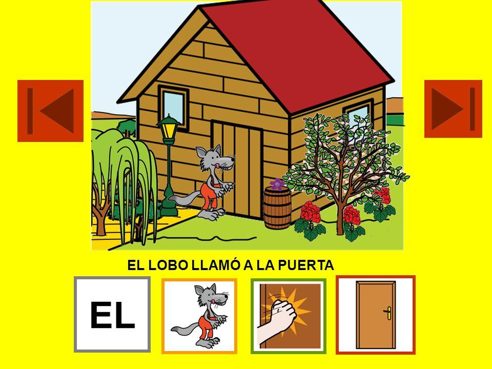 LOS CABRITILLOS SALIERON Y LLENARON LA BARRIGA DE PIEDRAS Y