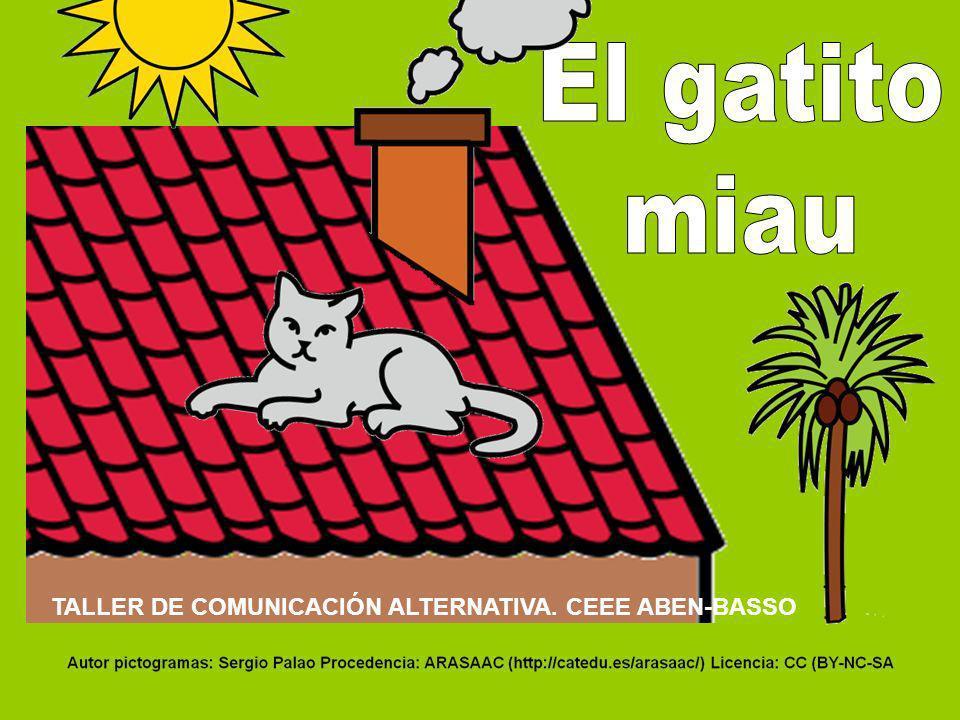 TALLER DE COMUNICACIÓN ALTERNATIVA. CEEE ABEN-BASSO