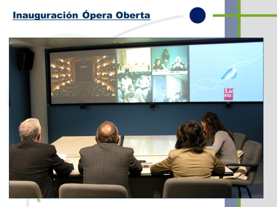 Inauguración Ópera Oberta