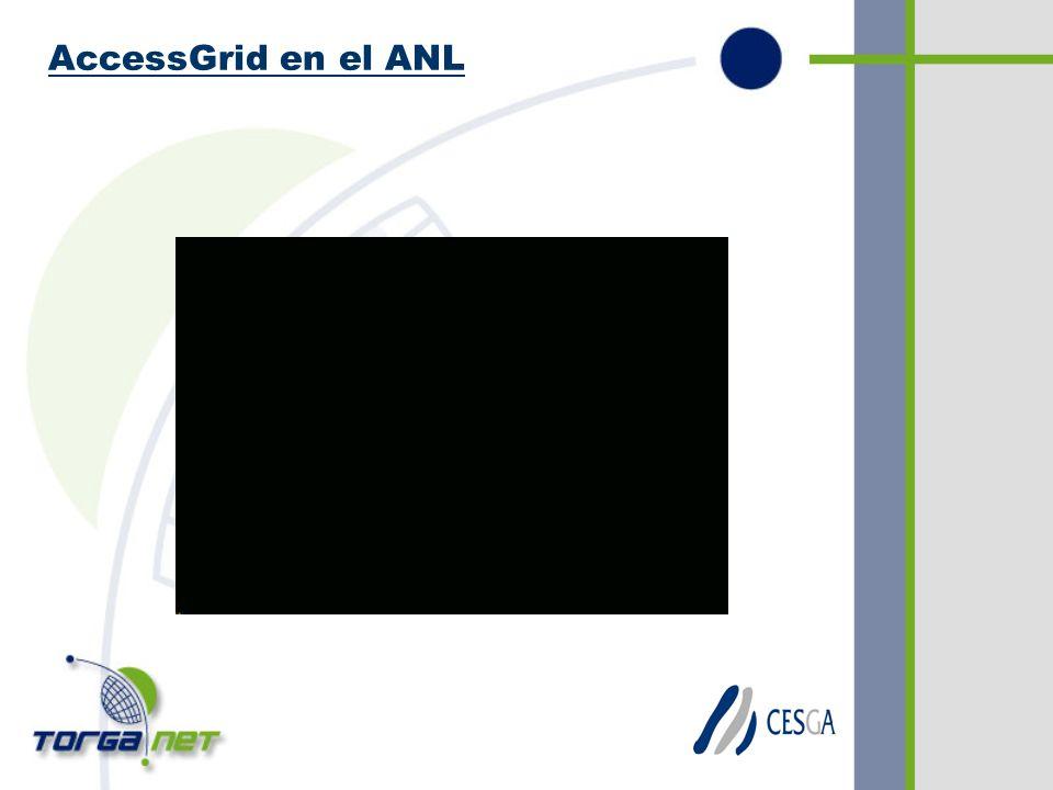 AccessGrid en el ANL