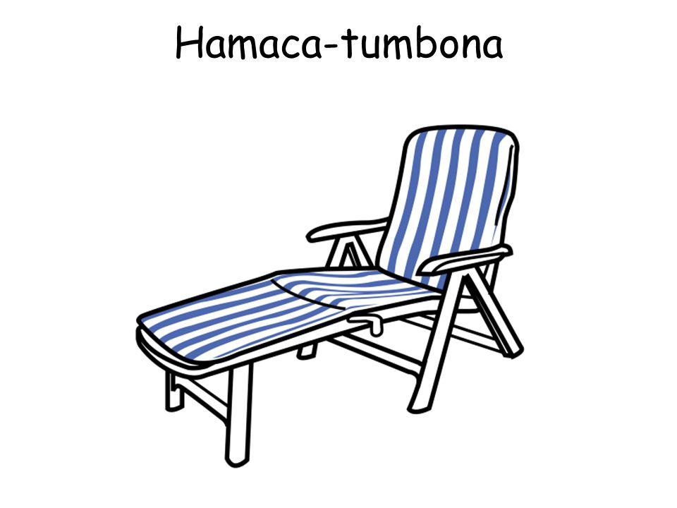 Hamaca-tumbona