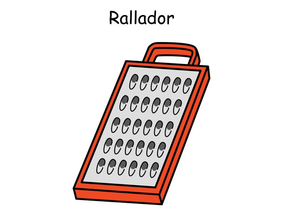 Rallador