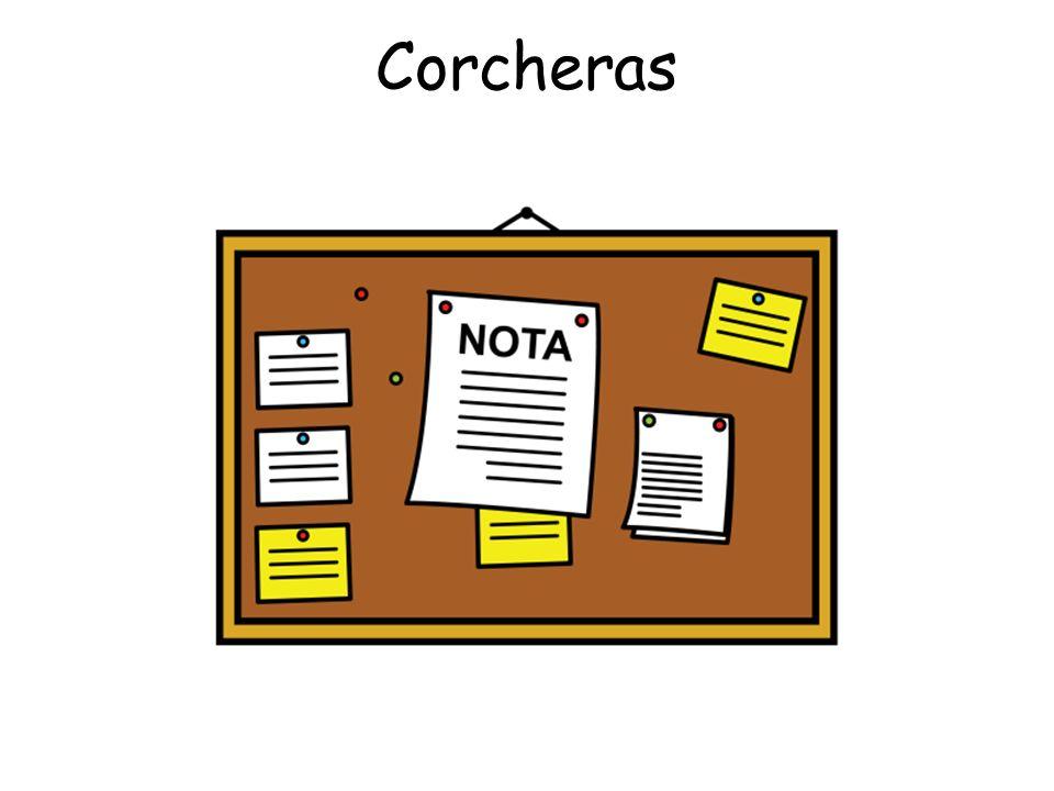 Corcheras