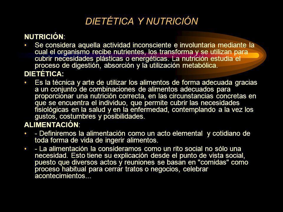 ALIMENTO: Podemos definir los alimentos como: – sustancias naturales o transformadas que contienen 1 o varios nutrientes.