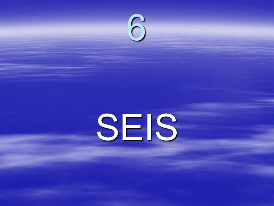 6 SEIS