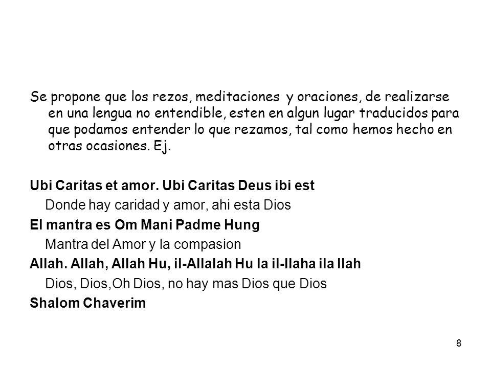 19 OTROS ASPECTOS Unas palabras sobre nuestros invitados: MARTIN VELASCO: Profesor emérito de Fenomenología de la Religión en la Universidad Pontificia de Salamanca en su sede de Madrid y en la Facultad de Teología «San Dámaso».