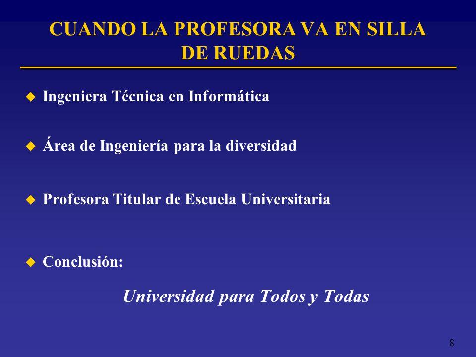 9 DATOS DE CONTACTO Eva Mª Gil García Departamento Sistemas Inteligentes Aplicados Escuela Universitaria de Informática, U.P.M.