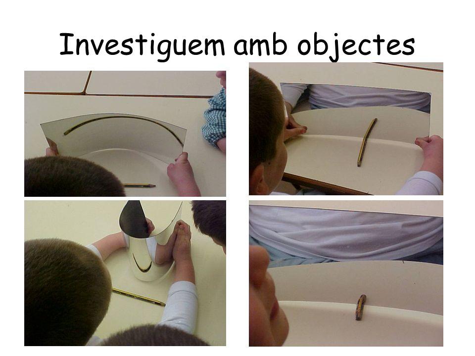 Investiguem amb objectes