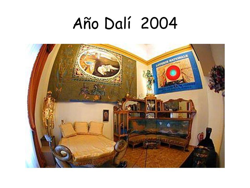 Año Dalí 2004