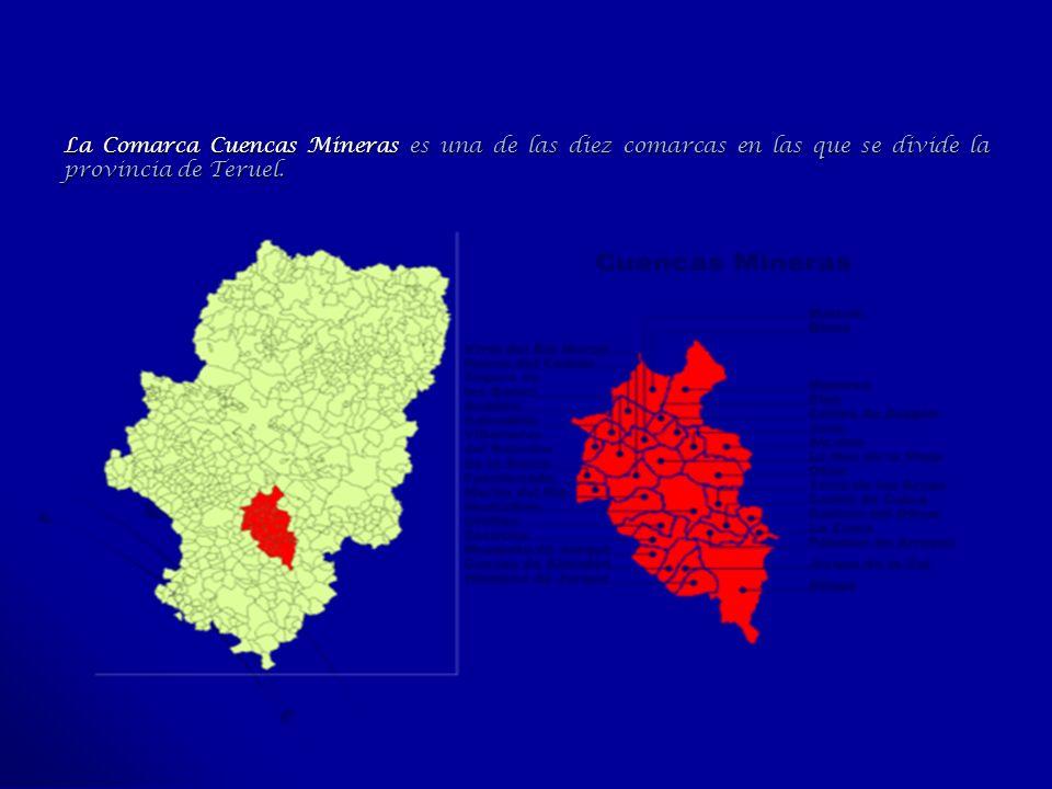 La Comarca Cuencas Mineras es una de las diez comarcas en las que se divide la provincia de Teruel.