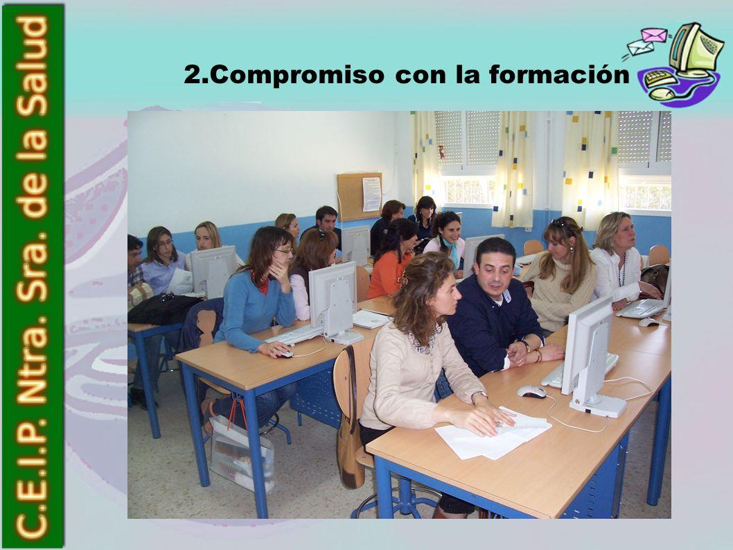 2.Compromiso con la formación