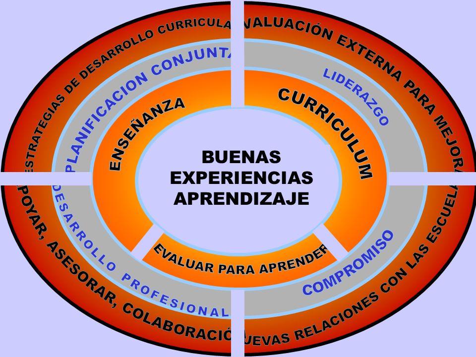 BUENAS EXPERIENCIAS APRENDIZAJE