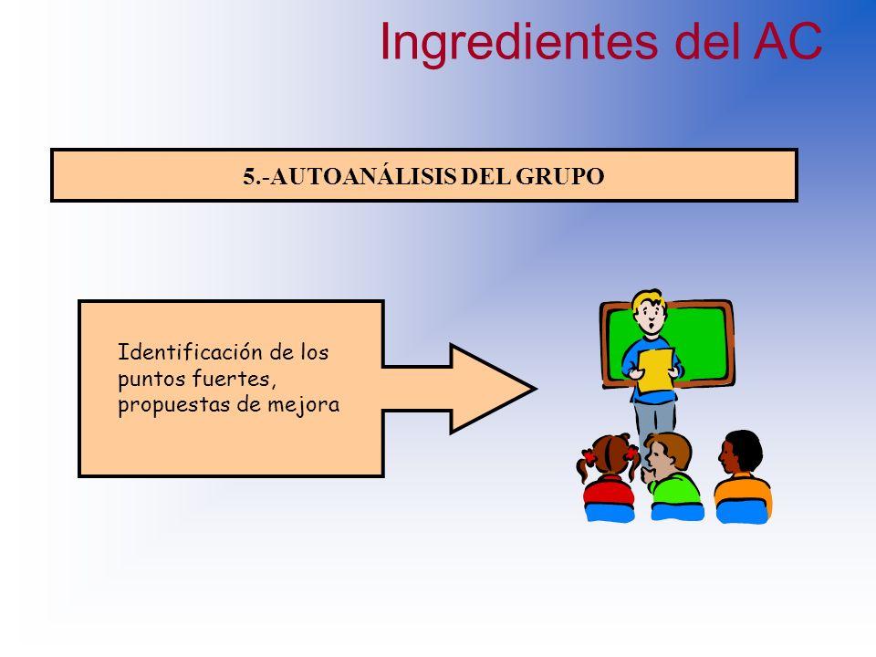 4.-HABILIDADES PERSONALES Y DE GRUPO Es necesario enseñar a los alumnos las habilidades sociales necesarias para colaborar. Comunicarse, enseñar, orga