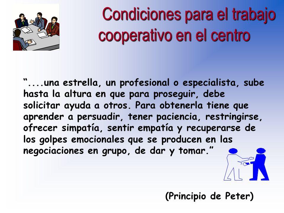 Coordinación del equipo docente oIntensificar el conocimiento y la colaboración entre asignaturas a través de diversas iniciativas: Establecer un conj