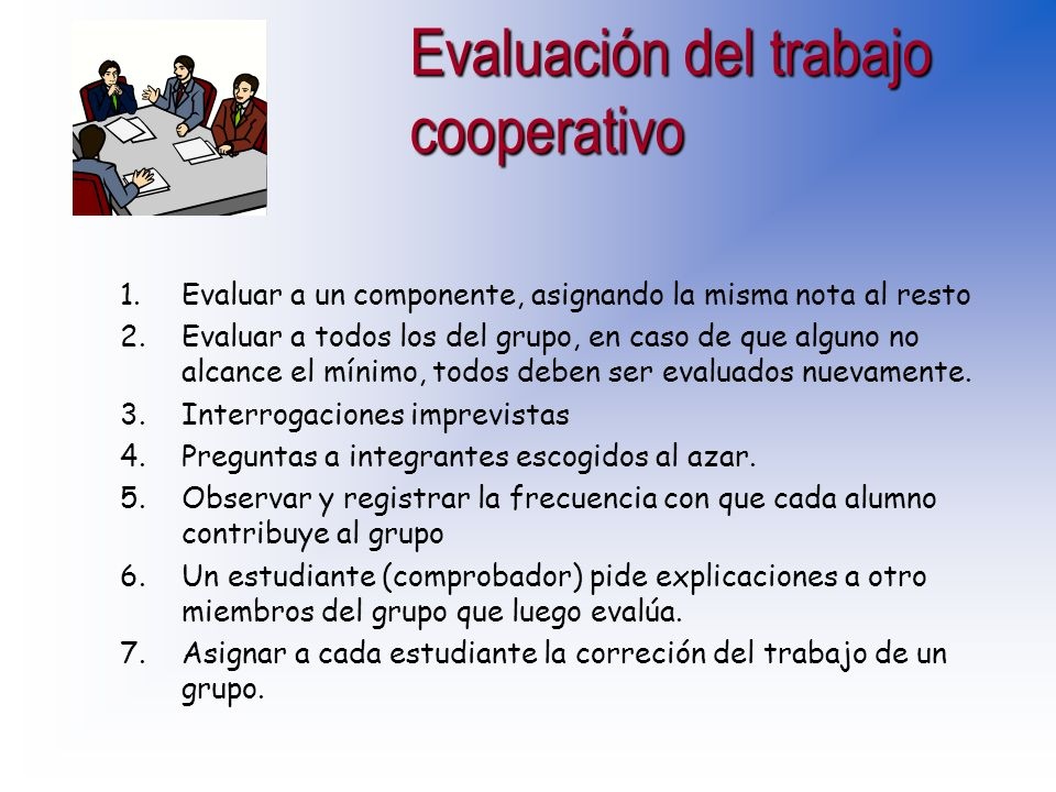 Webs de Aprendizaje Cooperativo D. W. Johnson, R. T. Johnson, K. A. Smith, Active learning: Cooperation in the College Classroom Interaction Book Comp
