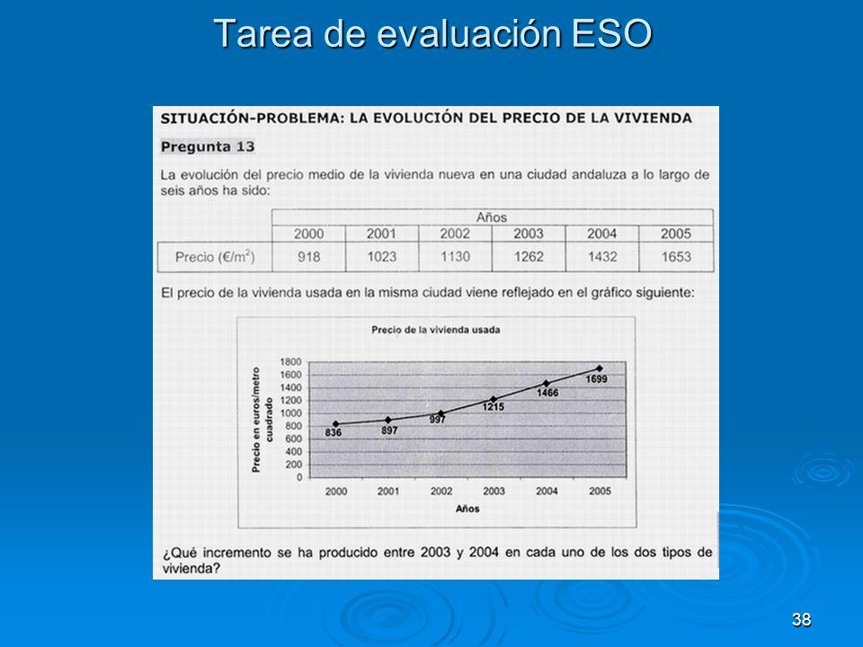 38 Tarea de evaluación ESO
