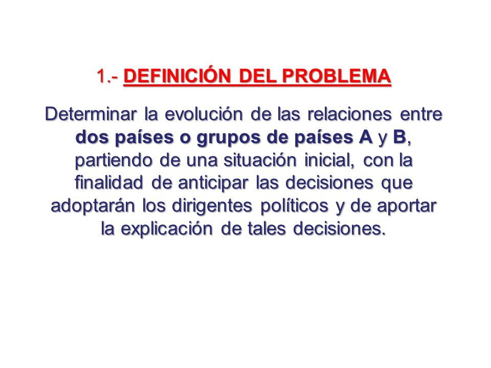 -GESCRIS- Sistema Experto de Gestión de Crisis Internacionales MODELO TEÓRICO MODELO TEÓRICO MODELO DE REGLAS MODELO DE REGLAS FUNCIONAMIENTO DEL PROG