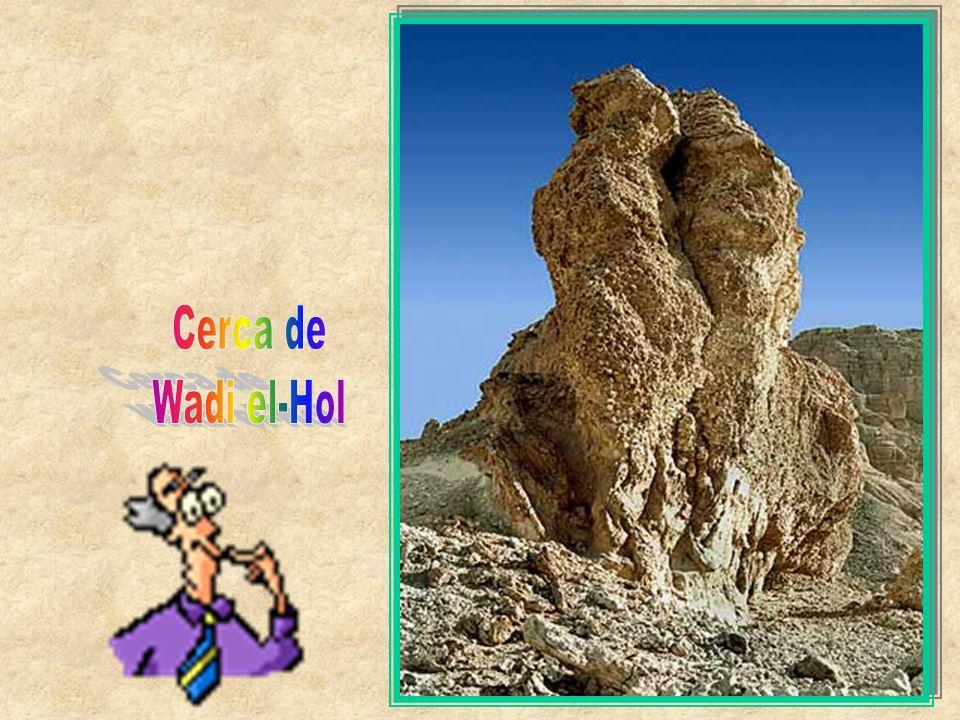 Wadi el-Hol: ayin
