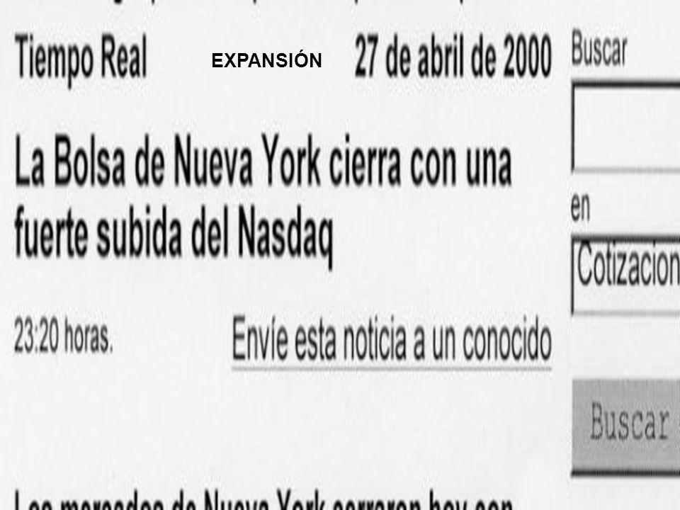 EXPANSIÓN 24.4.00 EXPANSIÓN