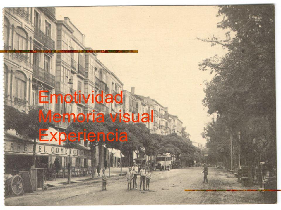 Emotividad Memoria visual Experiencia