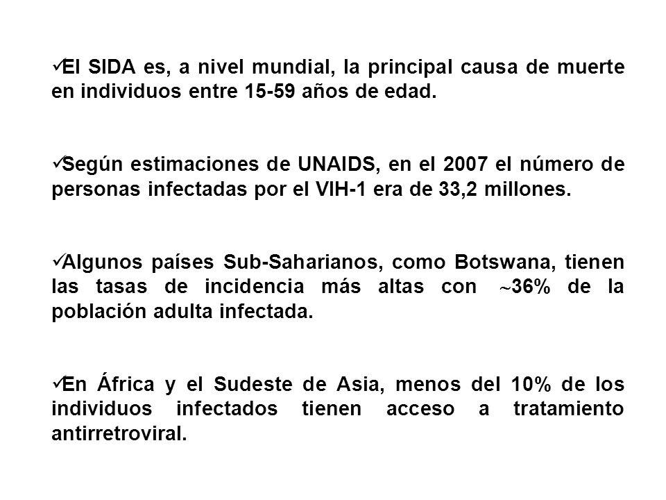 Ensayo STEP (Merck) -Vacuna: Vector rAd5 expresando las proteínas Gag, Pol y Nef del VIH-1 de subtipo B -Participantes: -HVTN 502: 3.000 individuos en América, Caribe y Australia.