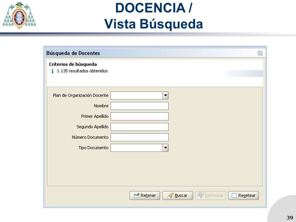 DOCENCIA / Vista Búsqueda 39