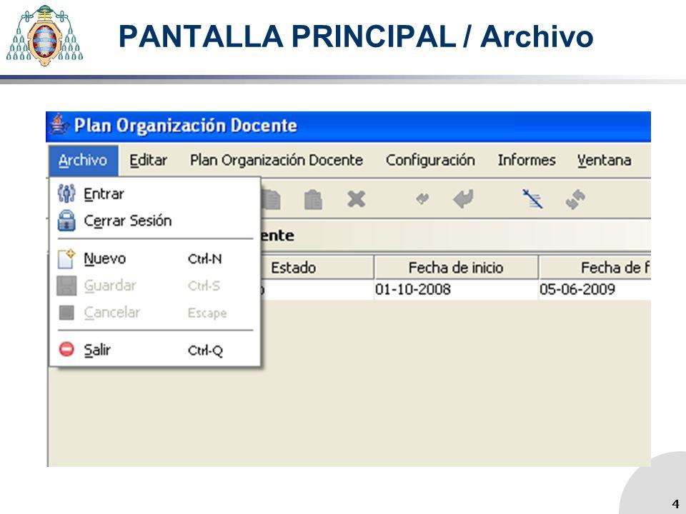 PANTALLA PRINCIPAL / Editar 5