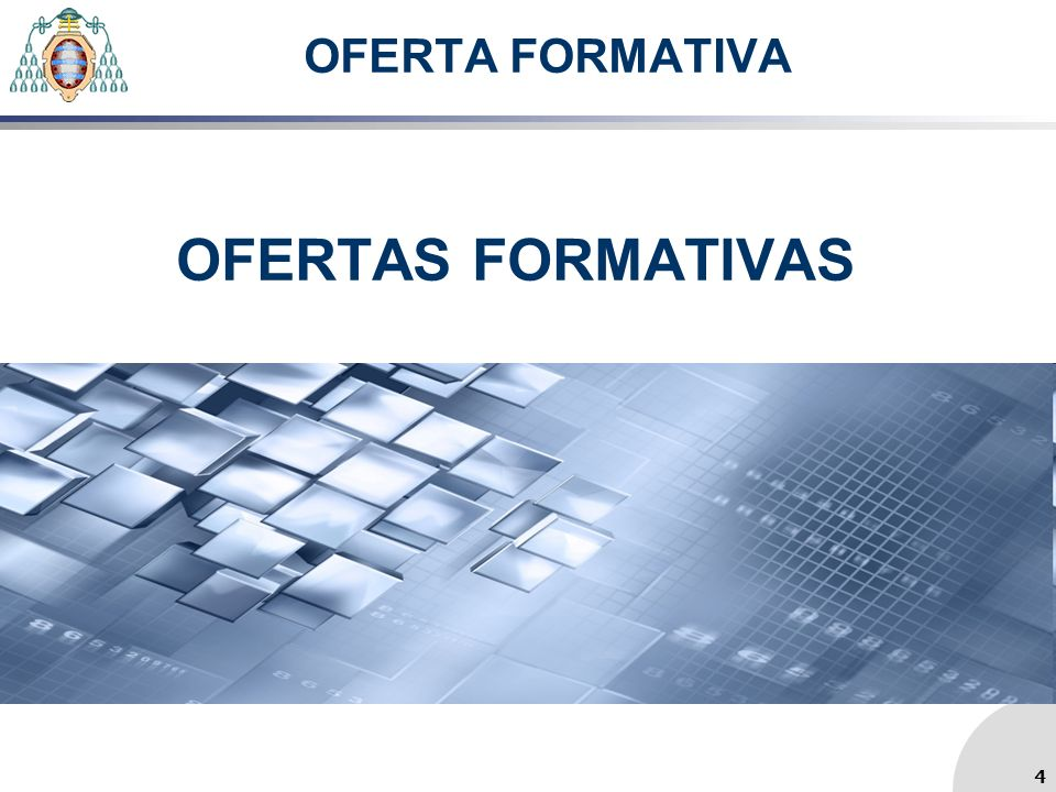 OFERTAS FORMATIVAS 4