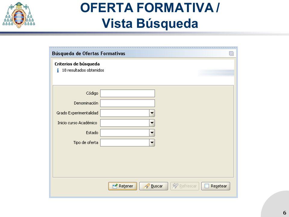 OFERTA FORMATIVA / Vista Búsqueda 6