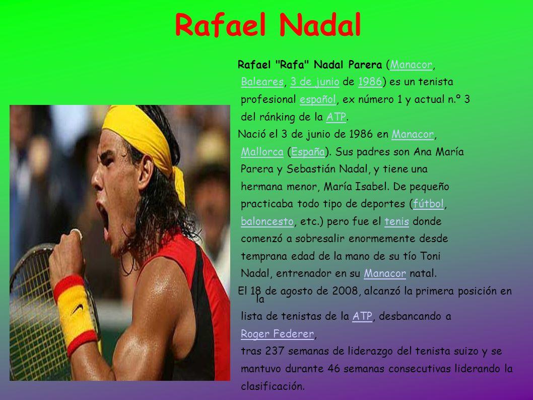 Rafael Nadal Rafael