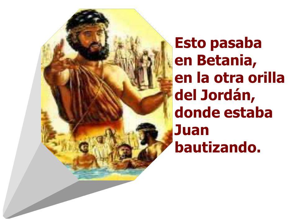 Entonces, ¿por qué bautizas, si tú no eres el Mesías, ni Elías, ni el Profeta? Yo bautizo con agua; en medio de vosotros hay uno que no conocéis, el q