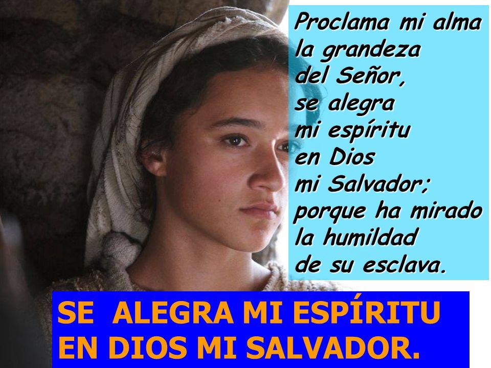 SE ALEGRA MI ESPÍRITU EN DIOS MI SALVADOR. Salmo 46