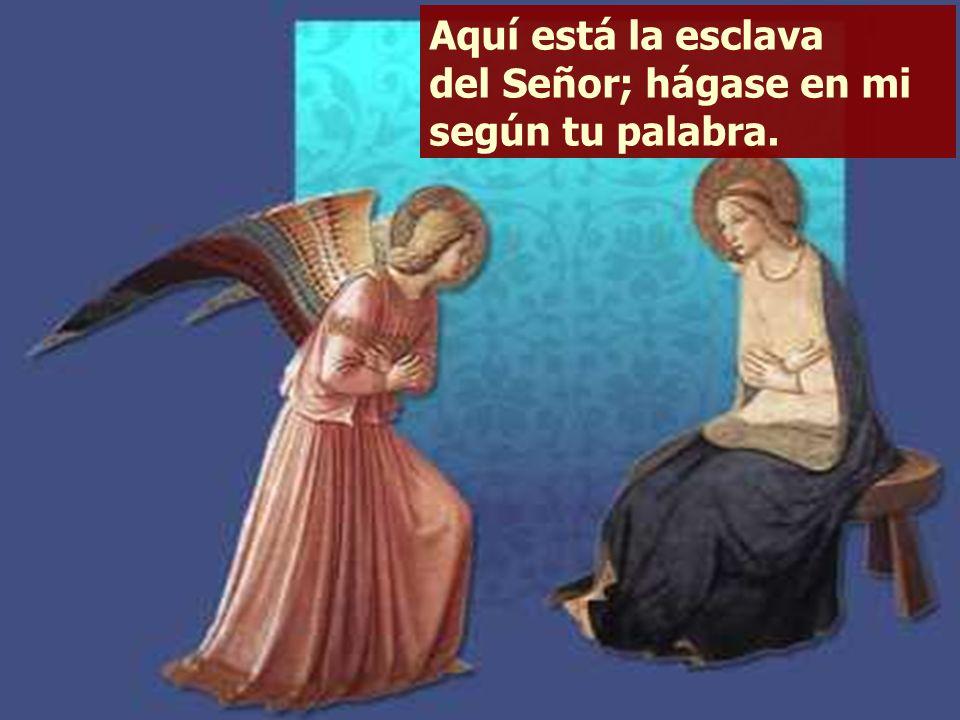 Ahí tienes a tu pariente Isabel, que, a pesar de su vejez, ha concebido un hijo, y ya está de seis meses la que llamaban estéril, porque para Dios nad
