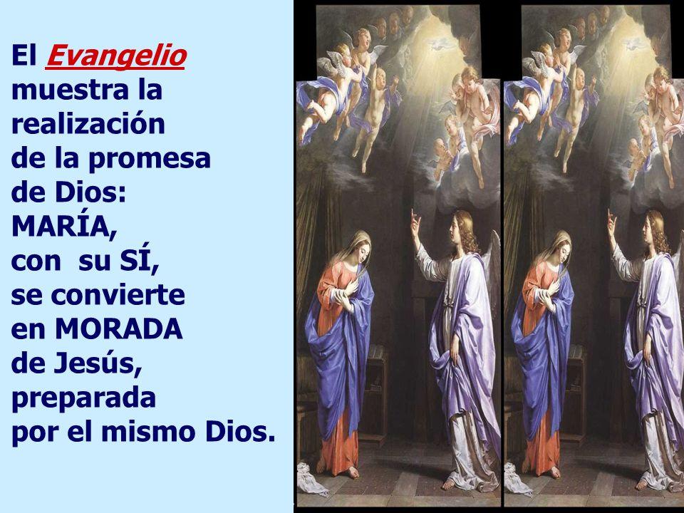 Cantaré eternamente las misericordias del Señor, anunciaré tu fidelidad por todas las edades.
