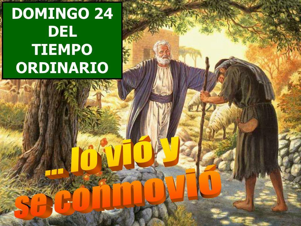 DOMINGO 24 DEL TIEMPO ORDINARIO