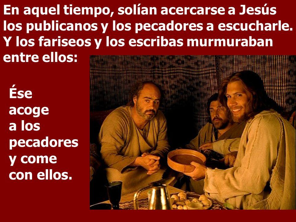 - los fariseos critican a Cristo porque