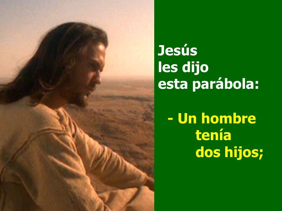 En aquel tiempo, solían acercarse a Jesús los publicanos y los pecadores a escucharle. Y los fariseos y los escribas murmuraban entre ellos: Ése acoge