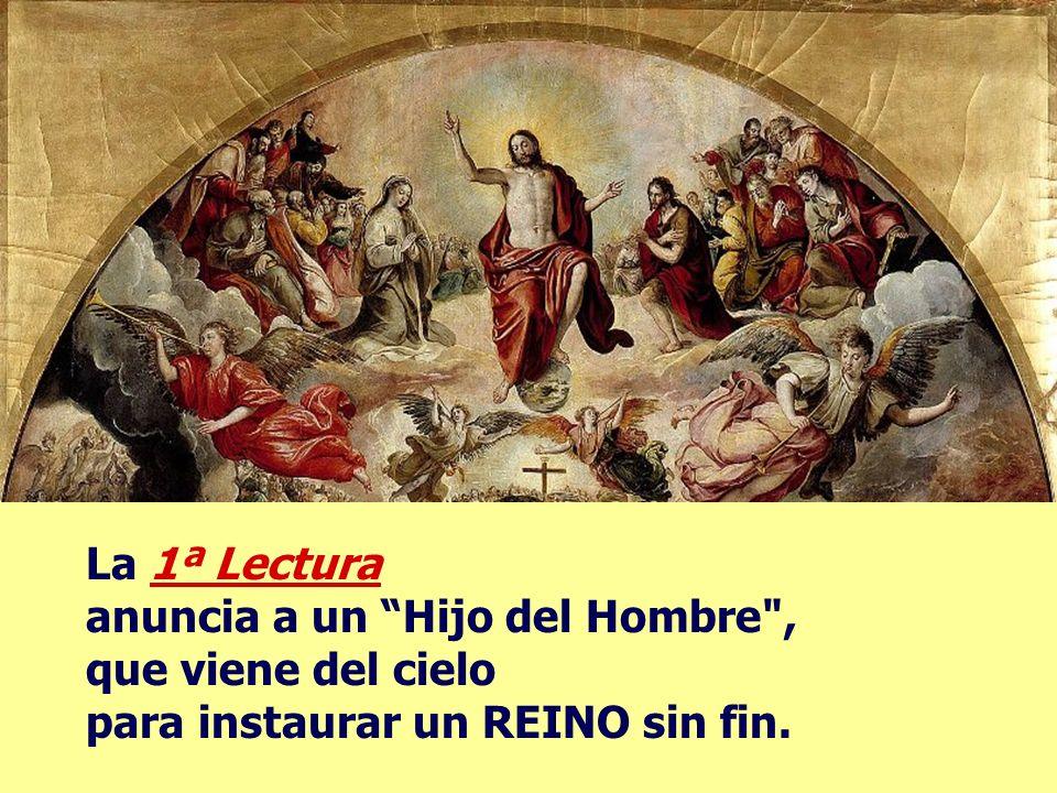 Este último Domingo del Año Litúrgico, la Iglesia celebra esta fiesta, destacando el lugar de Cristo ante la Humanidad y el Universo. Las Lecturas bíb