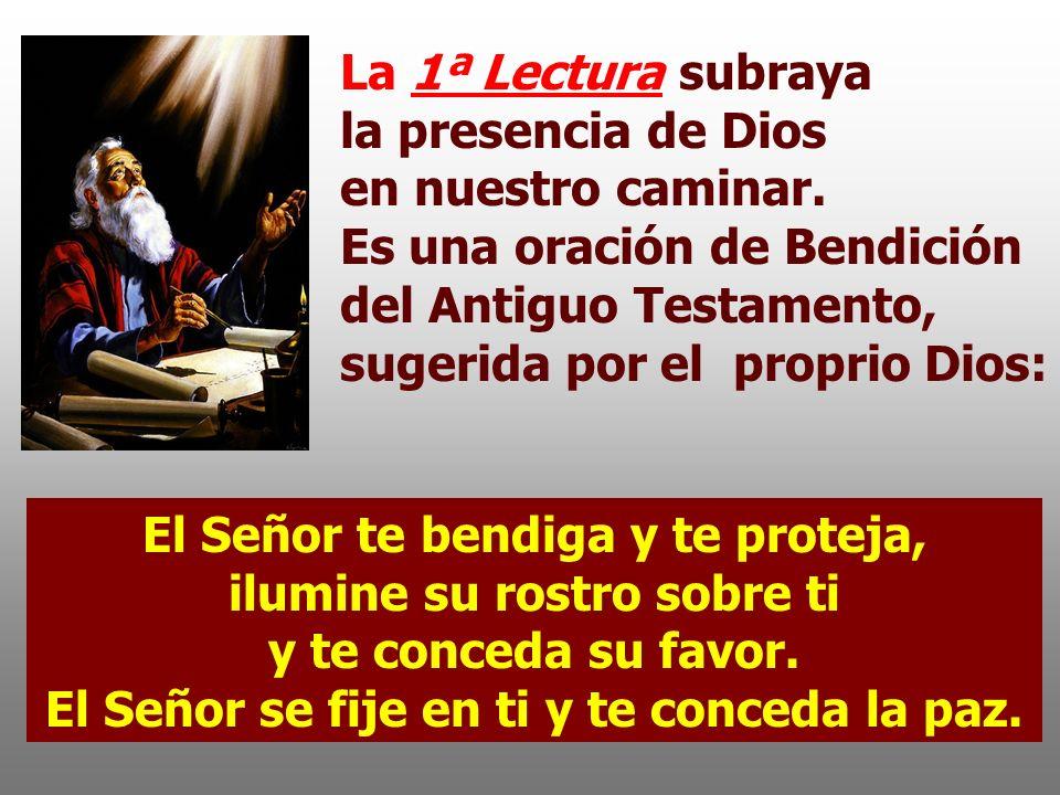 - La fiesta de la MADRE DE DIOS: aquella que, con su SÍ al proyecto de Dios, nos dió a Jesús, nuestro libertador. - El 1er DÍA DEL AÑO CIVIL: Es el in