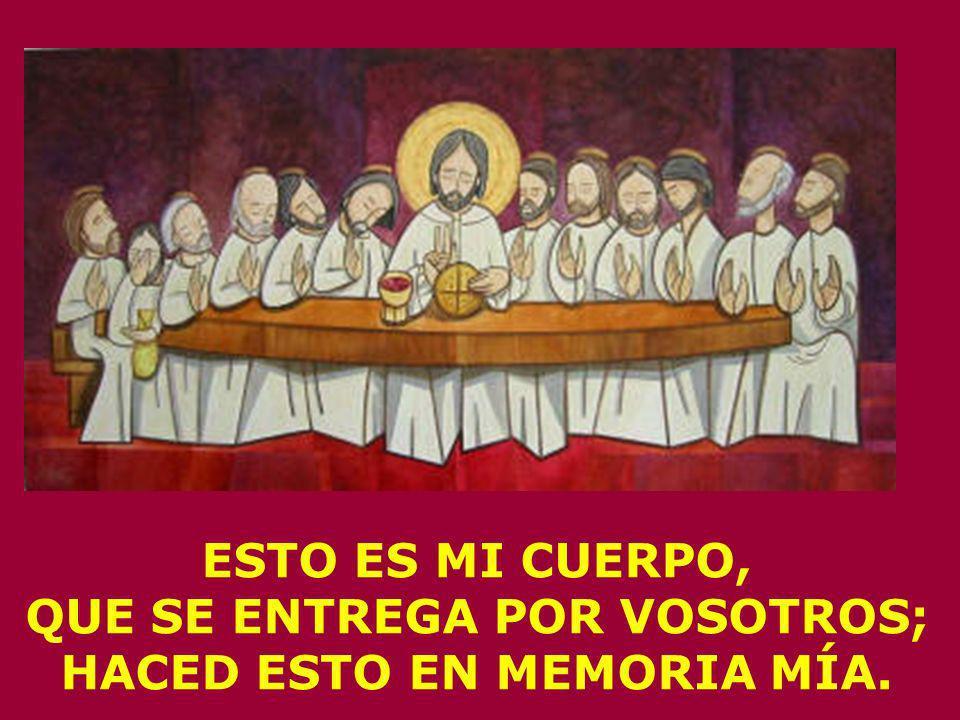 El Evangelio, como pórtico a la Semana Santa nos invita a contemplar la PASIÓN y Muerte de Jesús, según Lucas.