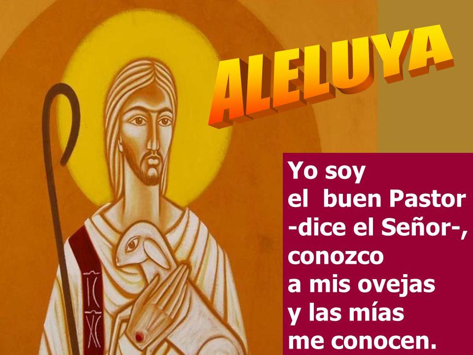 El Señor es bueno, su misericordía es eterna, su fidelidad por todas las edades. Somos su pueblo y ovejas de su rebaño Somos su pueblo y ovejas de su